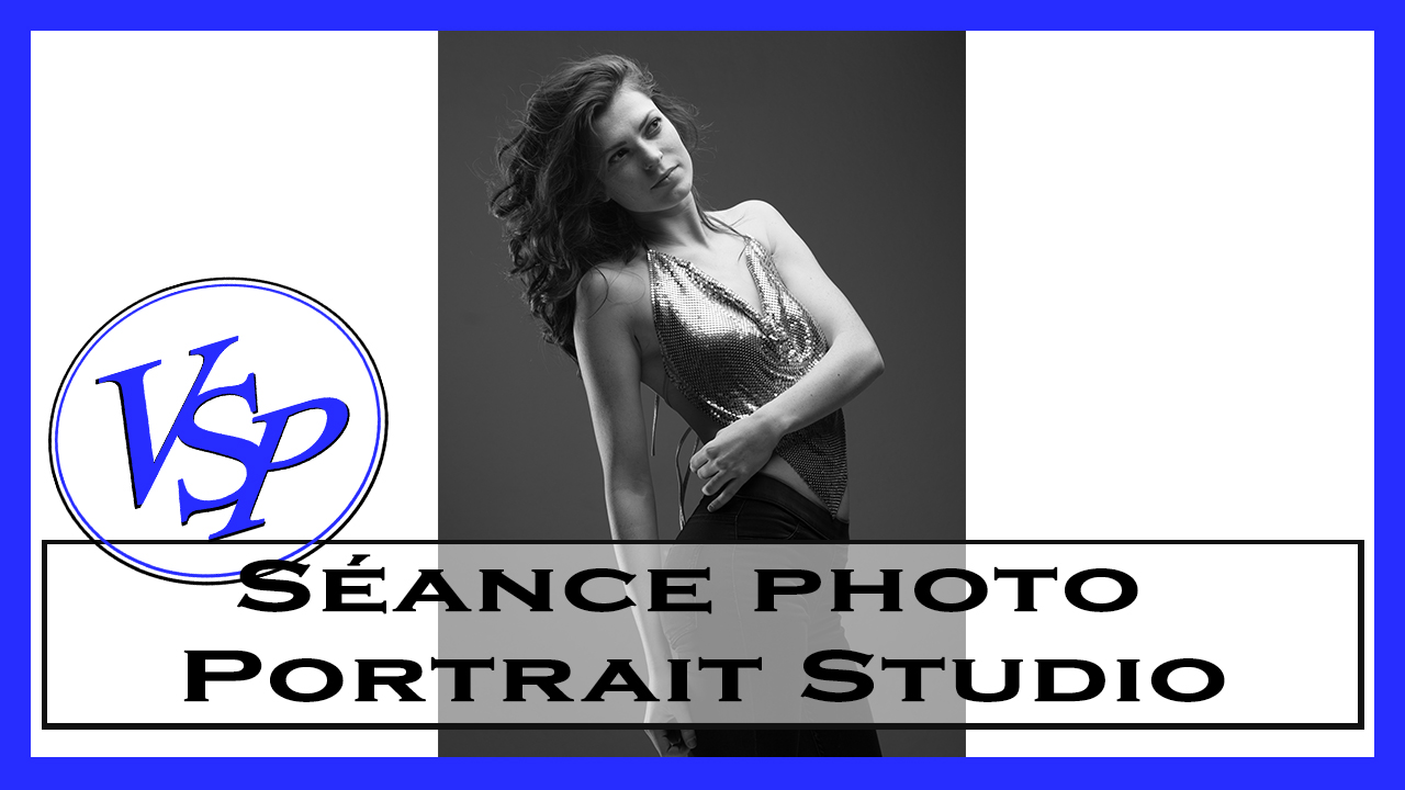 Séance photo Portrait Studio